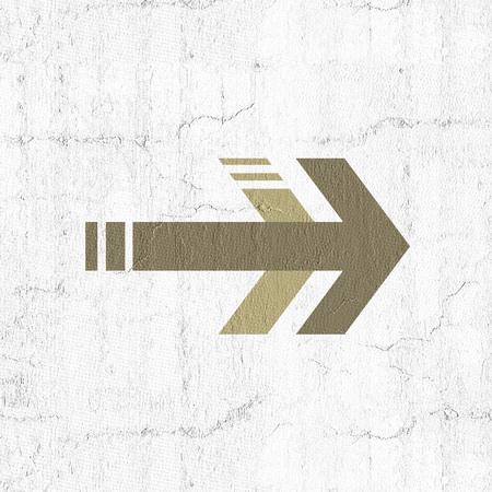 creative arrow