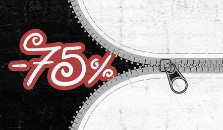 75% offer