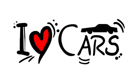 Cars love message