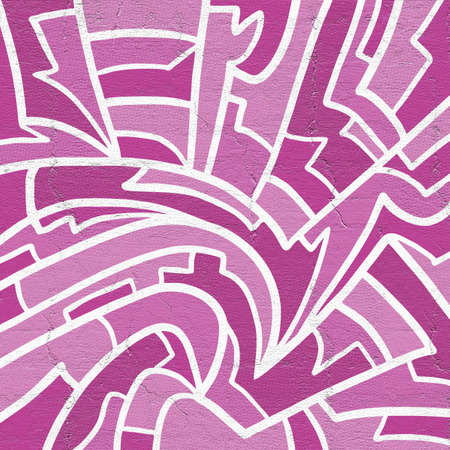 Abstract of pink  art 免版税图像