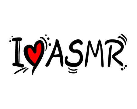 ASMR love message