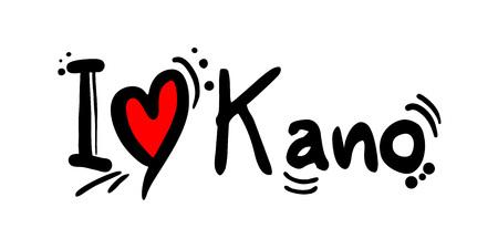 Kalyan, city of Nigeria love message