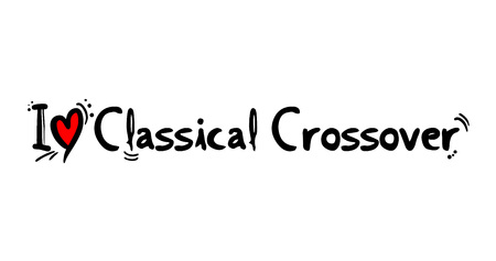 Classical Crossover music style