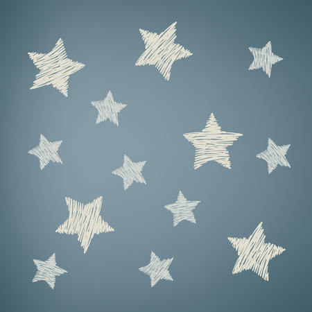 Nice stars background