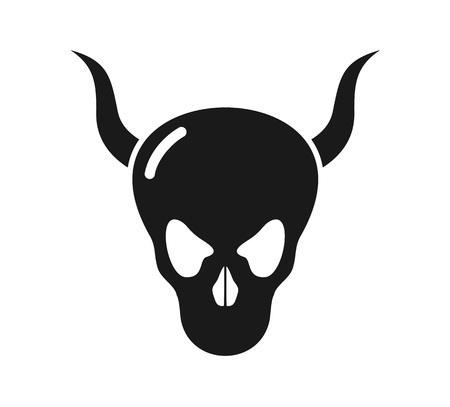 demon skull icon