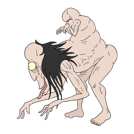 imaginative mutant creature