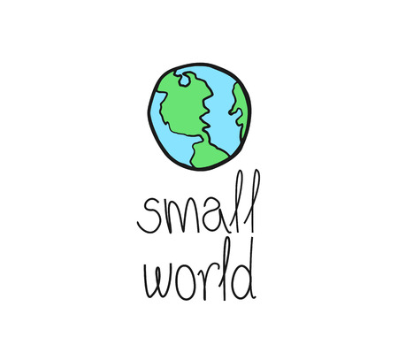 small world symbol