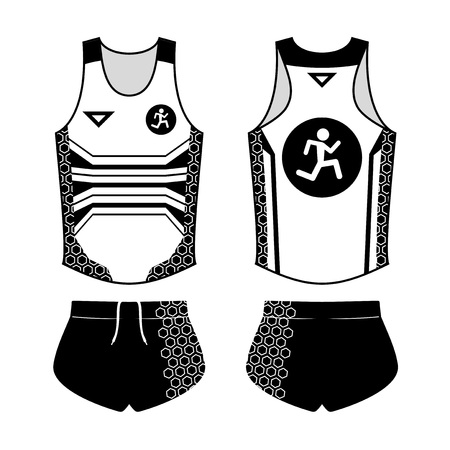 runner clothes design