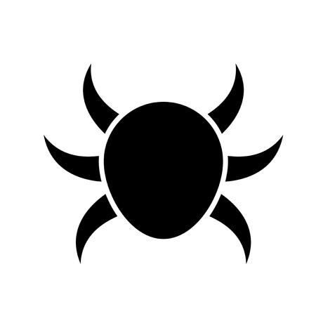 bug symbol Иллюстрация