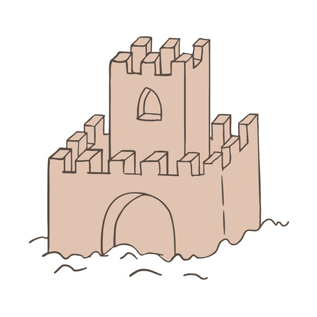 design of sandcastle