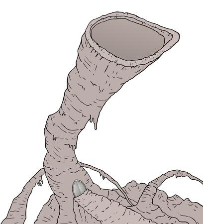 creature rock cavern