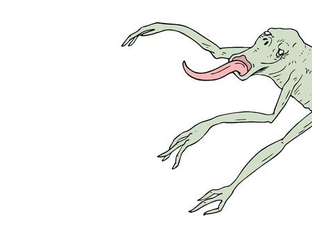 fantasy creature design