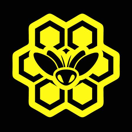 nice wasp icon Stock fotó - 116897989