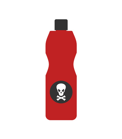 bleach liquid bottle