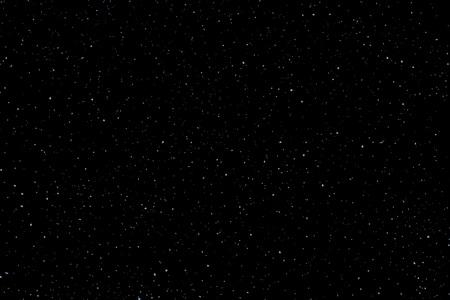 ciel nocturne avec fond d'étoiles