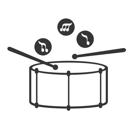drum icon design