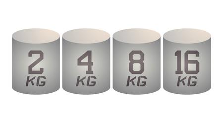 weight symbols design