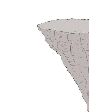 Felsoberflächenelement