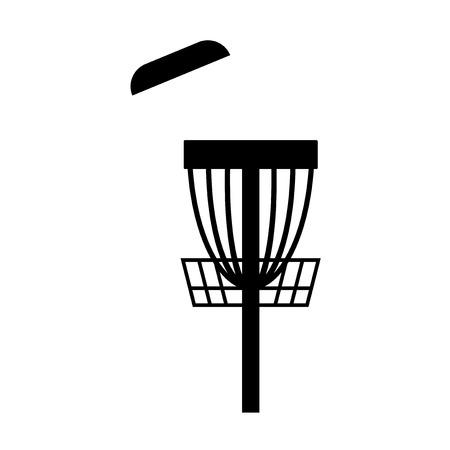 Discgolf-Sportsymbol