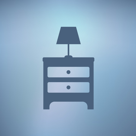 design of bedside icon