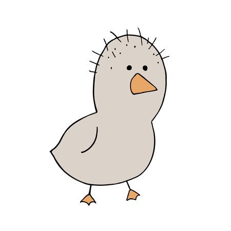 hässliche Ente Abbildung