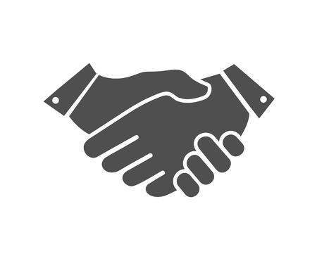 Symbol für Geschäftsvereinbarung