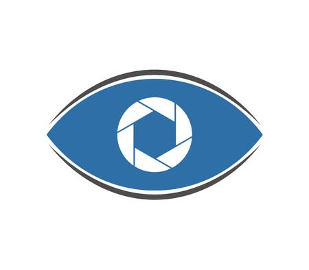 shutter cam icon Stock Vector - 121840846