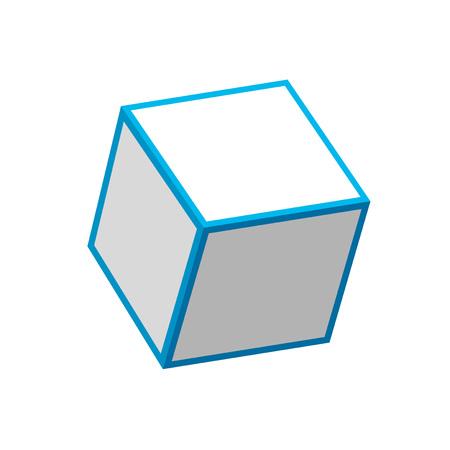 cube box illustration