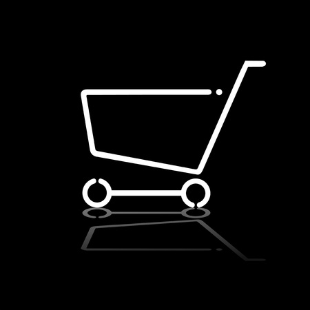 shopping cart symbol