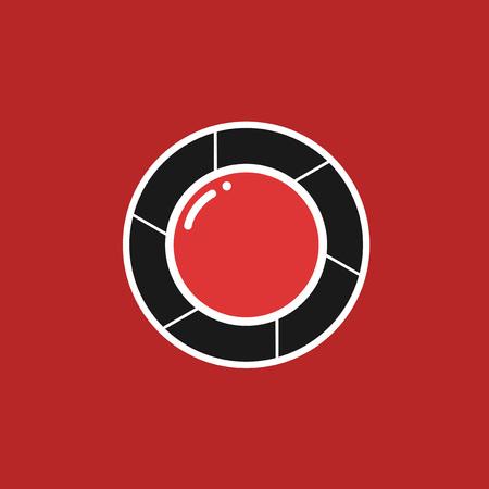 shutter cam icon