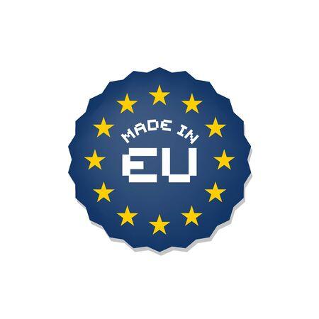 Creative design of Europe symbol Standard-Bild - 125137329