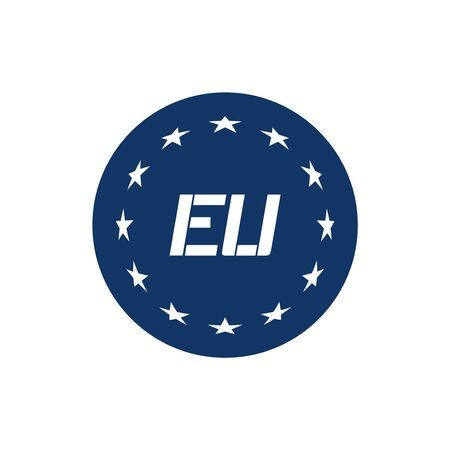 Design of European Union symbol