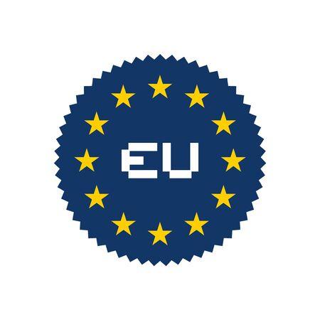 Creative design of Europe symbol Standard-Bild - 128790823
