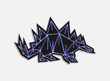 design of stegosaurus