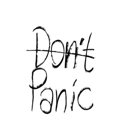 Don't to panic on white