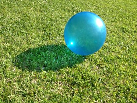 Blue Ball Stock fotó