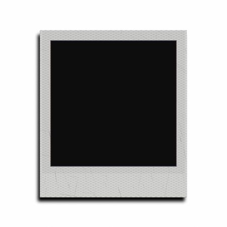 feature films: photo frame Stock Photo