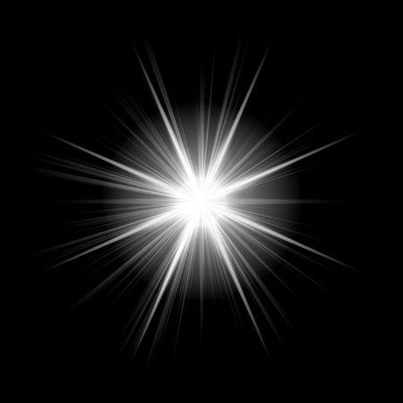 sparkle: star