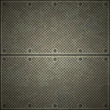malla metalica: Superficie de metal