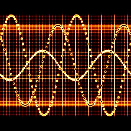 geluidsgolven: Geluids golven  Stockfoto