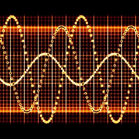 Sound waves  photo