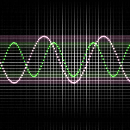 Sound waves Stock Photo - 6144812