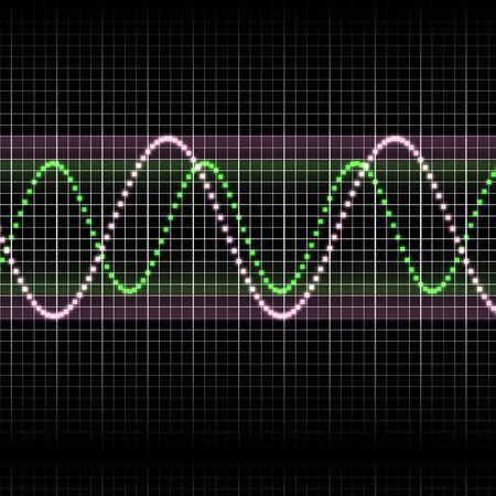 Sound waves Stock Photo - 6144812