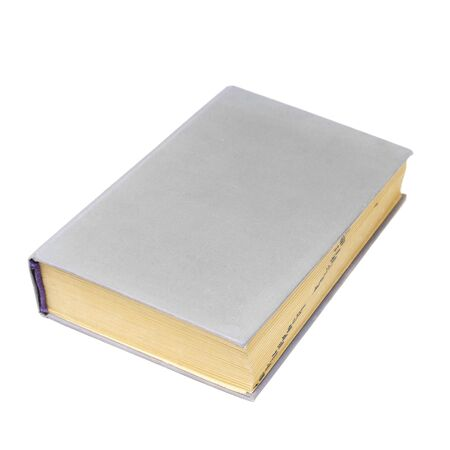 The book on a white background close up Stock Photo - 6185516