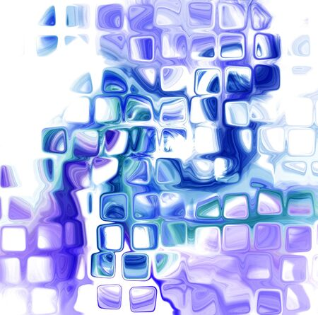 Abstract dark blue background photo