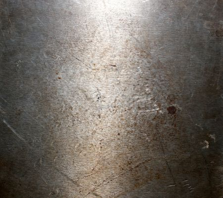 reflective: Photo of a metal surface close up
