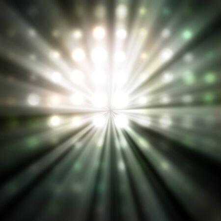 light streaks: streaks of light