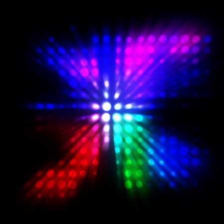 colour dim abstract image with light beams Stock Photo - 8768229
