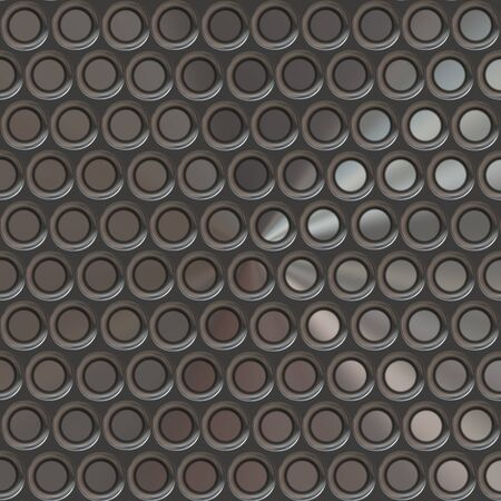 clean metal diamond plate , seamlessly tillable Stock Photo - 9307627