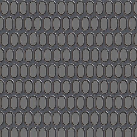 brushed silver metallic background Stock Photo - 9905975